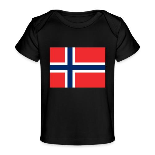 DixieMertch - Økologisk baby-T-skjorte