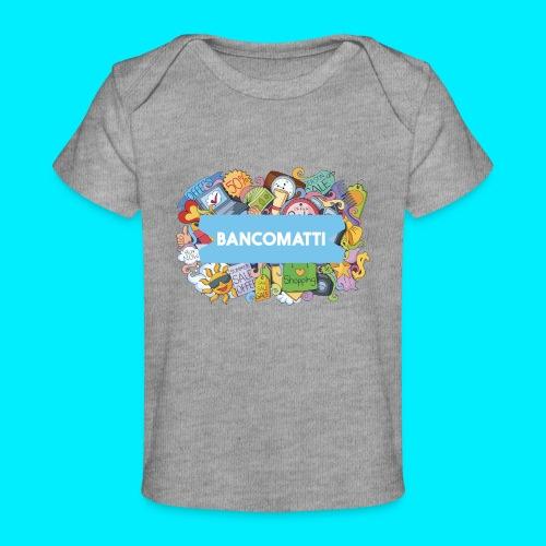 Bancomatti DOODLE 1 - Maglietta ecologica per neonato