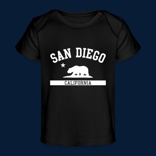 San Diego - Baby Bio-T-Shirt