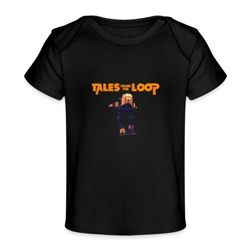 Tales from the loop - Camiseta orgánica para bebé