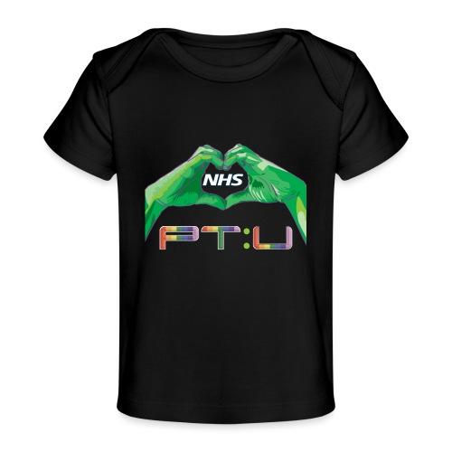 PT:U x NHS - Organic Baby T-Shirt