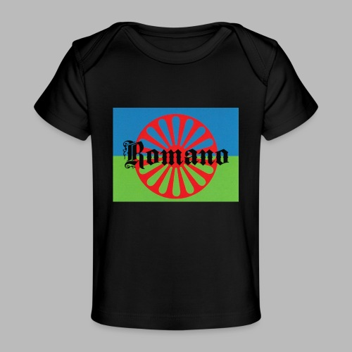 lennyromanoflag - Ekologisk T-shirt baby