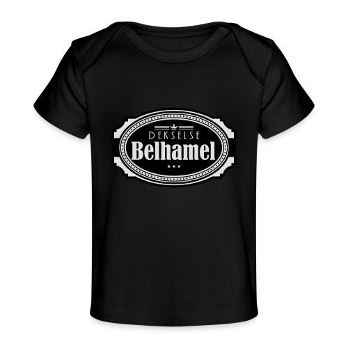 Dekselse belhamel - Baby bio-T-shirt