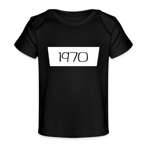 1970 - Baby bio-T-shirt