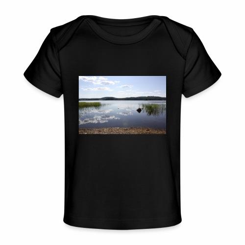 landscape - Organic Baby T-Shirt