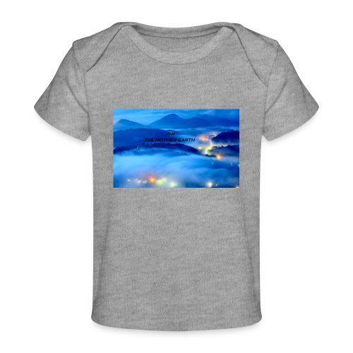 the mother earth collection 2017 - T-shirt bio Bébé