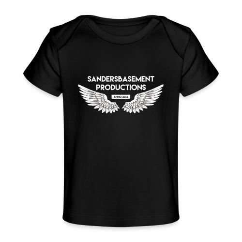 T SHIRT logo wit png png - Baby bio-T-shirt