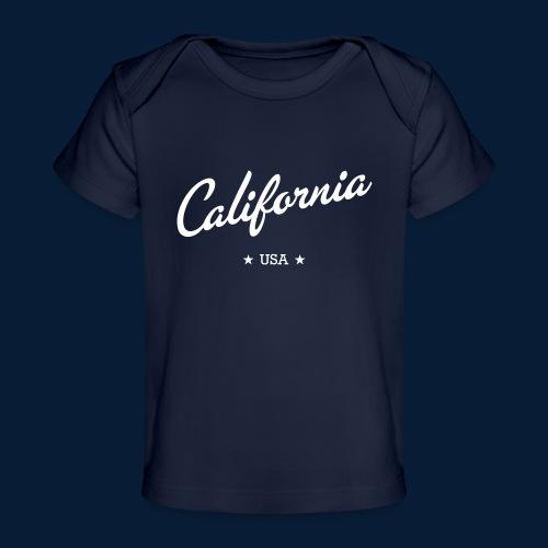 California - Baby Bio-T-Shirt