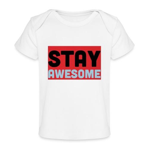 425AEEFD 7DFC 4027 B818 49FD9A7CE93D - Organic Baby T-Shirt