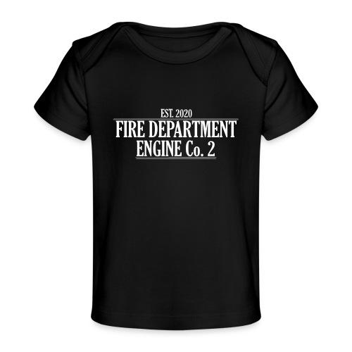 ENGINE Co 2 - Økologisk T-shirt til baby