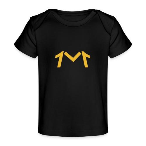 1M, LE LOGO DE L'UNIVERS - T-shirt bio Bébé