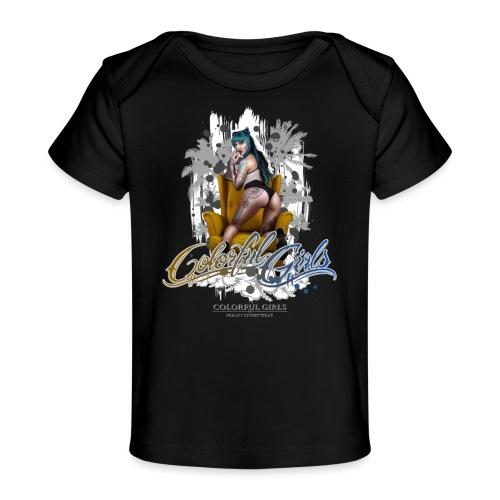 iinked Sabrina - Baby Bio-T-Shirt