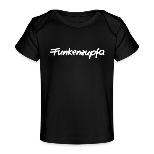 Funkenzupfa - Baby Bio-T-Shirt