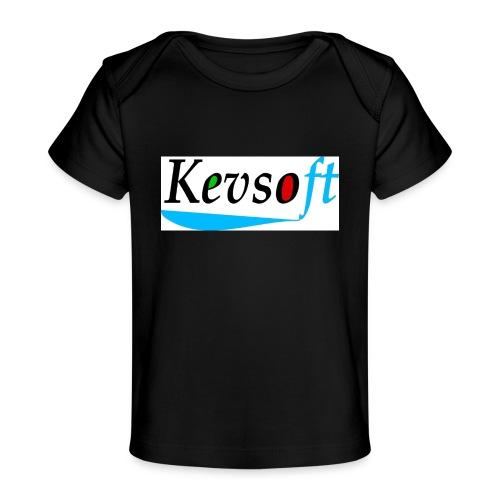 Kevsoft - Organic Baby T-Shirt