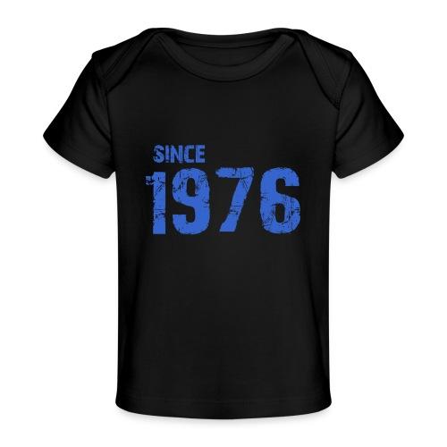 Since 1976 - Baby bio-T-shirt
