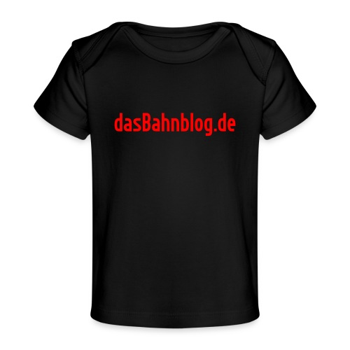 dasBahnblog de - Baby Bio-T-Shirt