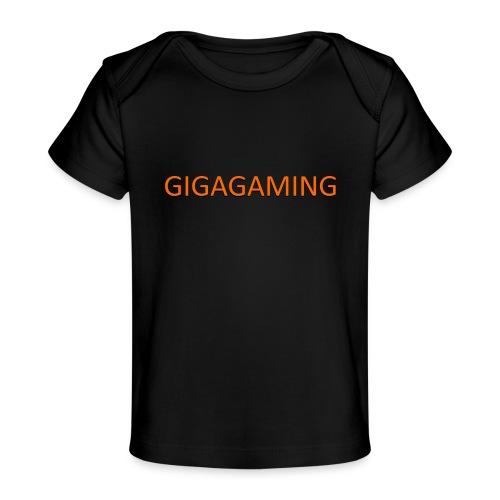 GIGAGAMING - Økologisk T-shirt til baby