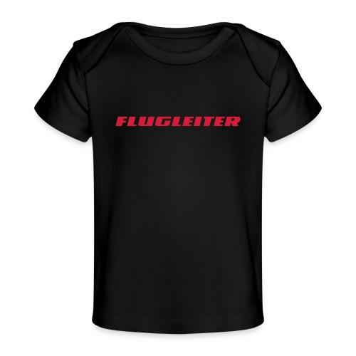 flugleiter - Baby Bio-T-Shirt