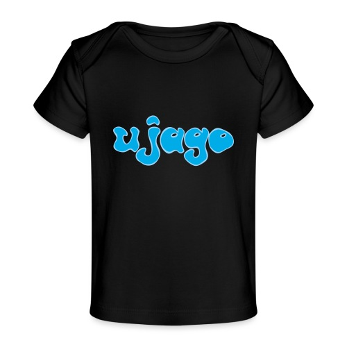 ujago_hellblau - Baby Bio-T-Shirt