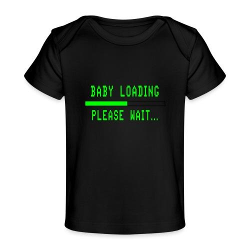 Baby Loading - Vauvojen luomu-t-paita