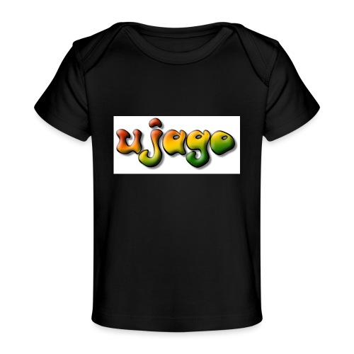 ujago farbig - Baby Bio-T-Shirt