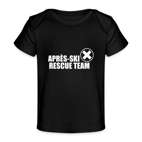 APRÈS SKI RESCUE TEAM 2 - Baby bio-T-shirt