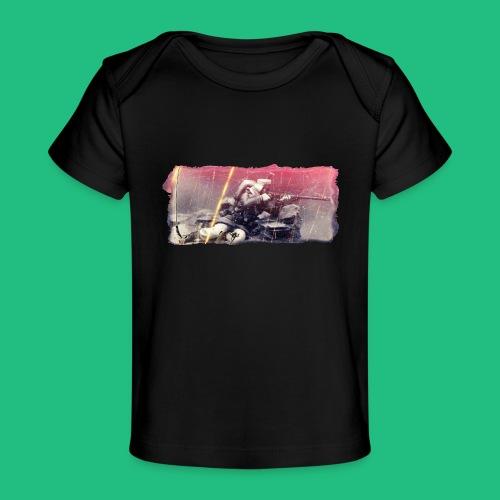 tireur couche - T-shirt bio Bébé
