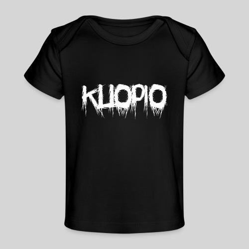 Kuopio - Vauvojen luomu-t-paita