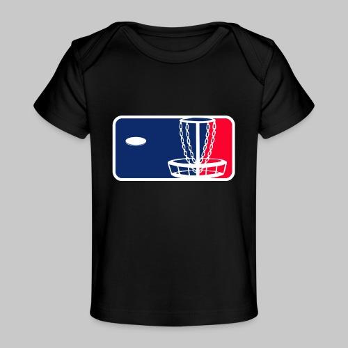 Major League Frisbeegolf - Vauvojen luomu-t-paita