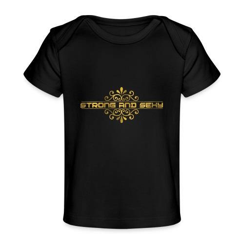 S.A.S. Bag - Baby bio-T-shirt