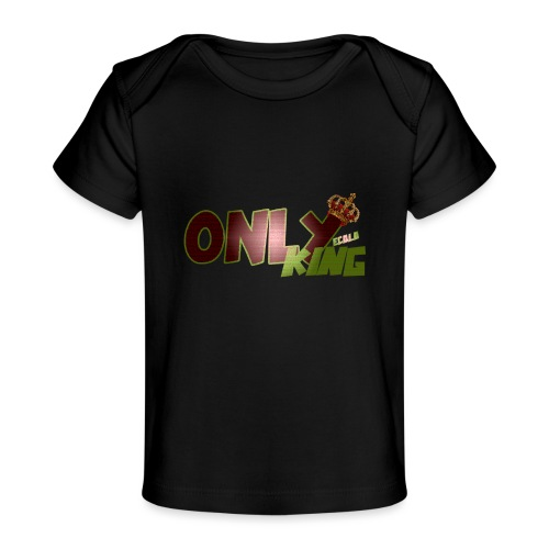 OnlyKing Ecolo design - T-shirt bio Bébé
