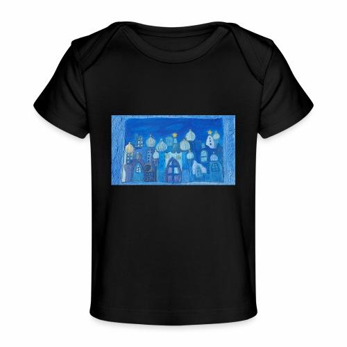 Orientträume - Baby Bio-T-Shirt