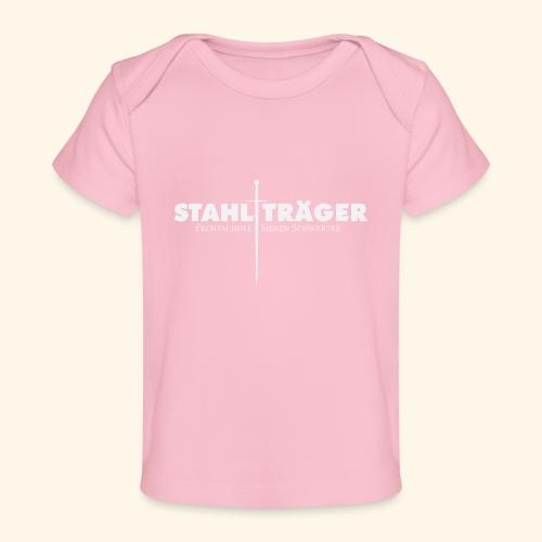Stahlträger - Baby Bio-T-Shirt
