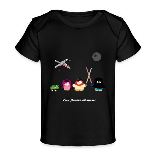 Star Ouarz - T-shirt bio Bébé