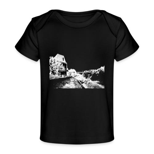 J'aime Mouleydier - Pont F - T-shirt bio Bébé