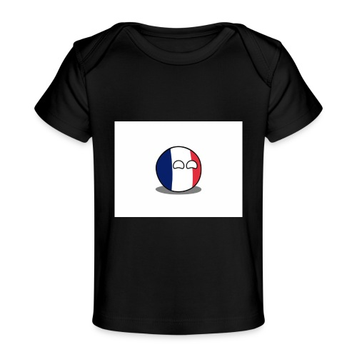 France Simple - T-shirt bio Bébé