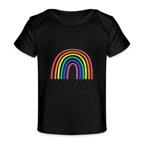 proud - Baby Bio-T-Shirt