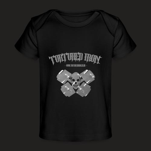 skull - Organic Baby T-Shirt