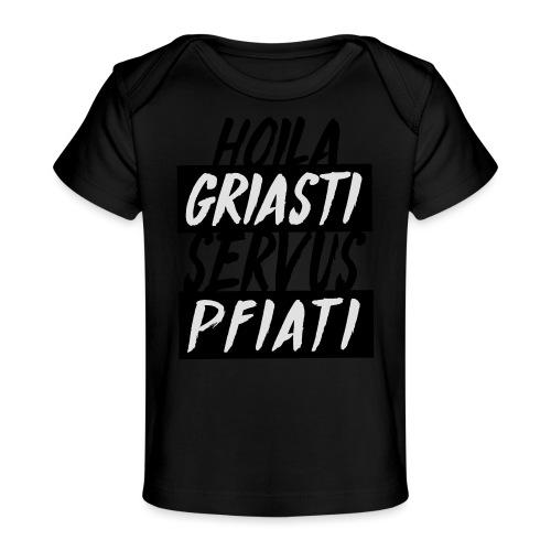 Hoil Griasti | Uni Sex Hoodie - Baby Bio-T-Shirt