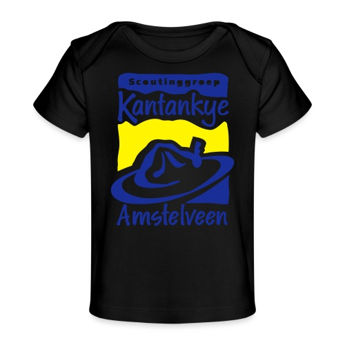 logo simpel 2 - Baby bio-T-shirt
