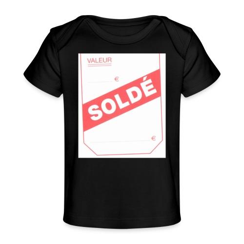 soldé - T-shirt bio Bébé