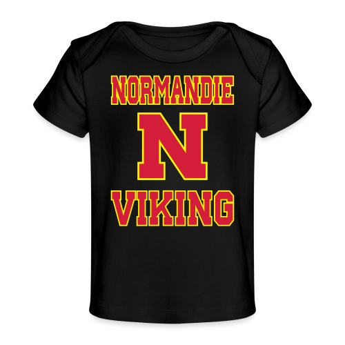 Normandie Viking - T-shirt bio Bébé