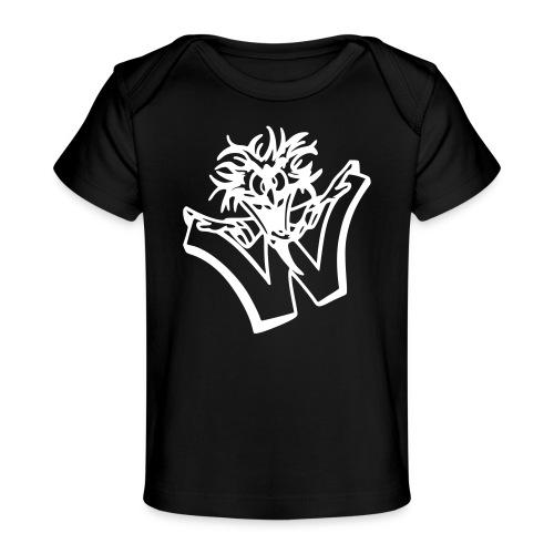 w wahnsinn - Baby bio-T-shirt
