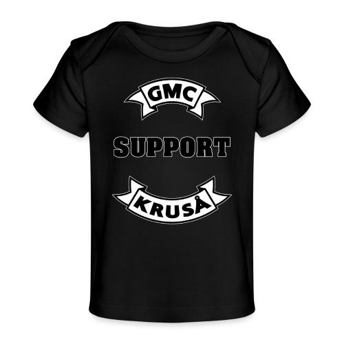 GMC SUPPORT - Økologisk T-shirt til baby
