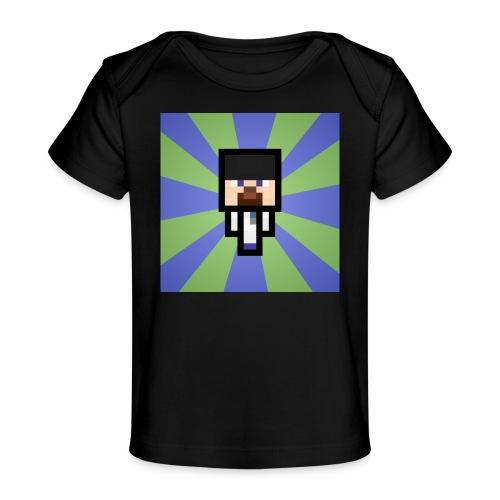 Baxey main logo - Organic Baby T-Shirt
