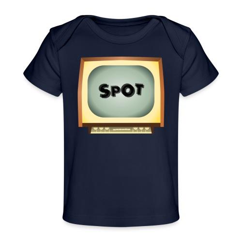 TV Spot - Maglietta ecologica per neonato