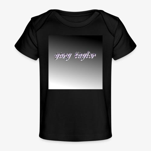 gary taylor OFFICIAL .e.g - Organic Baby T-Shirt