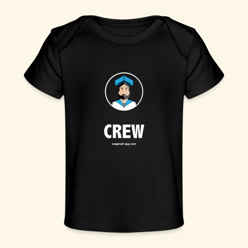 SeaProof Crew - Baby Bio-T-Shirt