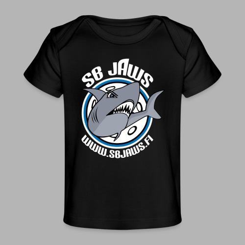 SB JAWS - Vauvojen luomu-t-paita