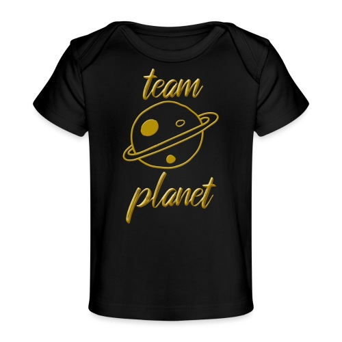 Team Planet - Baby Bio-T-Shirt
